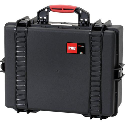 HPRC 2600F HPRC Hard Case with Cubed Foam HPRC2600FYELLOW
