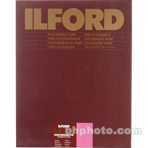 Ilford  Multigrade FB Warmtone Paper 1865334