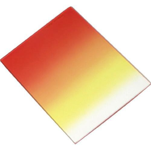 LEE Filters 100 x 150mm Blender Graduated Coral 1 Filter COG1B