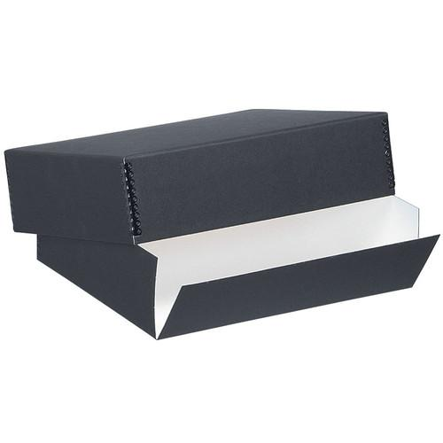 Lineco 733-2008 Museum Quality Drop-Front Storage Box 733-2008