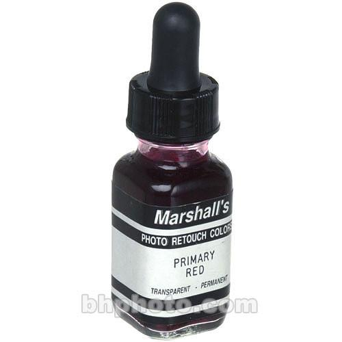 Marshall Retouching Retouch Dye - Primary Red MSRCCPR