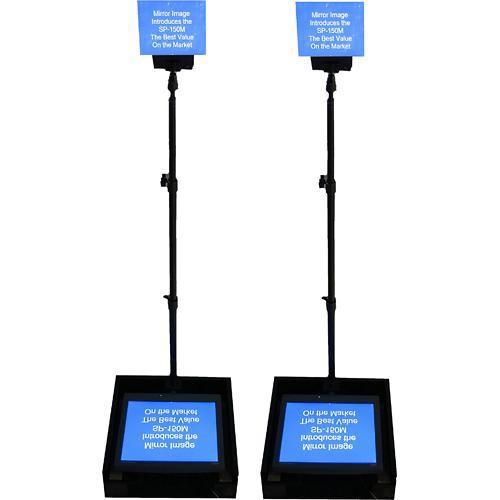 Mirror Image SP-150MP Speech Series Prompter with Dual SP-150MP