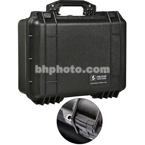 Pelican 1450NF Case without Foam (Black) 1450-001-110