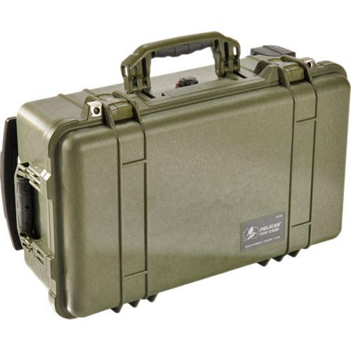 Pelican 1510NF Carry On Case without Foam (Black) 1510-001-110