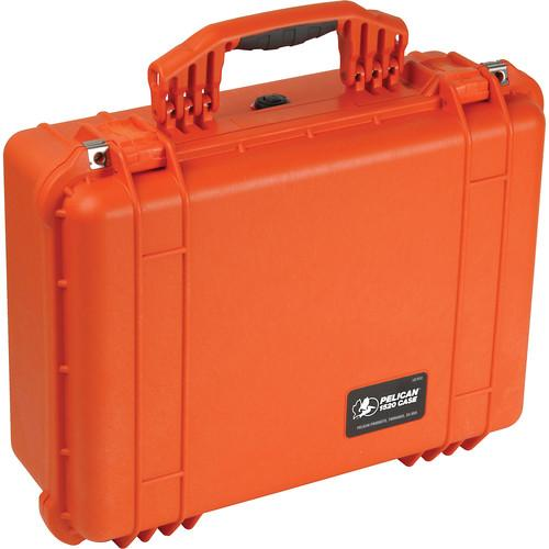 Pelican 1520NF Case without Foam (Silver) 1520-001-180