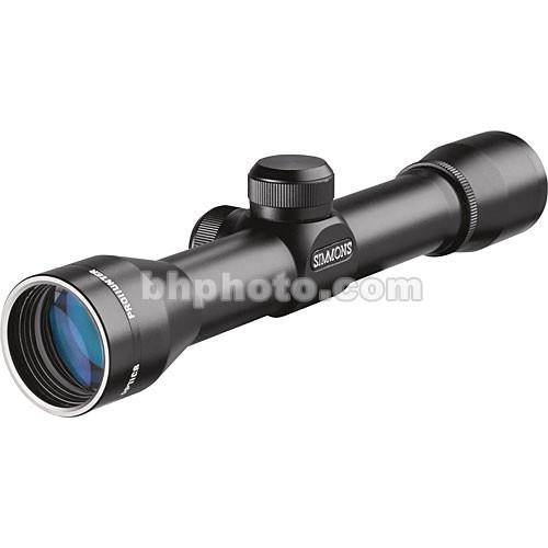Simmons ProHunter 4x32 Handgun Scope (Silver) 807739