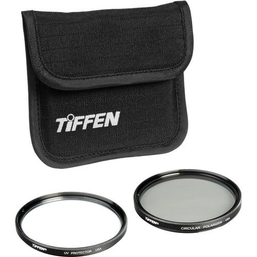 Tiffen  55mm Photo Twin Pack 55PTP