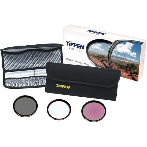 Tiffen  62mm Wide Angle Filter Kit 62WIDEFKIT