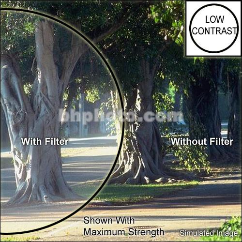 Tiffen 95mm Coarse Thread Low Contrast 4 Filter 95CLC4
