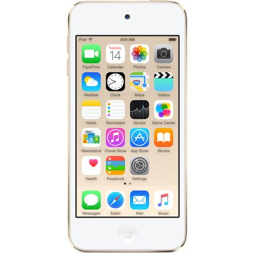 Apple 64GB iPod touch (Gold) (6th Generation) MKHC2LL/A