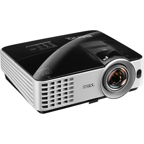 BenQ MX631ST 3200-Lumen XGA Short-Throw DLP Projector MX631ST