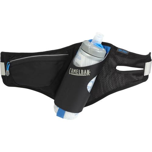 CAMELBAK Delaney Waist Pack with Podium Chill 21 oz Bottle 62360