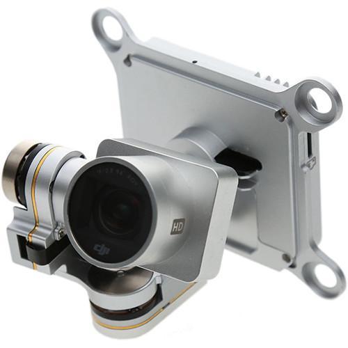 User manual DJI 4K Camera for Phantom 3 Professional Quadcopter CP