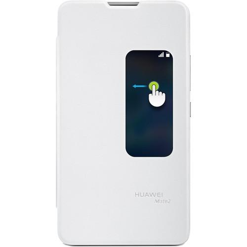 Huawei Smart Case for Ascend Mate2 (White) 51990556-WHITE