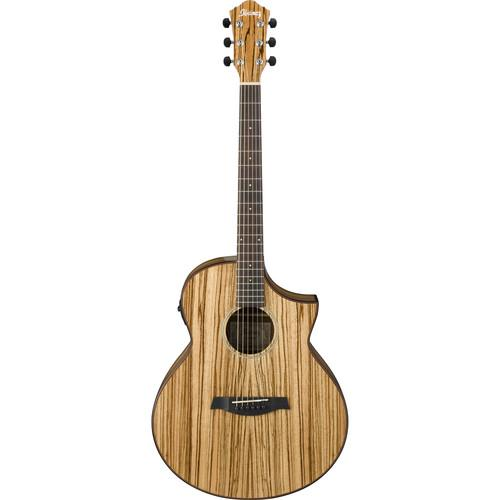 Ibanez AEW40ZWNT Exotic Wood Series Acoustic/Electric AEW40ZWNT