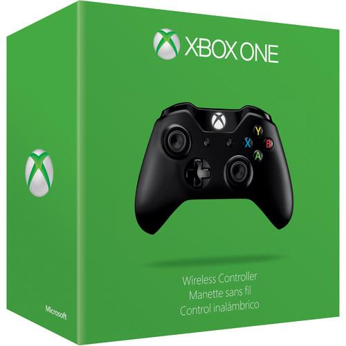 Microsoft Xbox One Wireless Controller and Play & EX7-00001