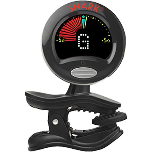 Snark SN-5 Clip-On Guitar, Bass & Violin Tuner (Black) SN-5