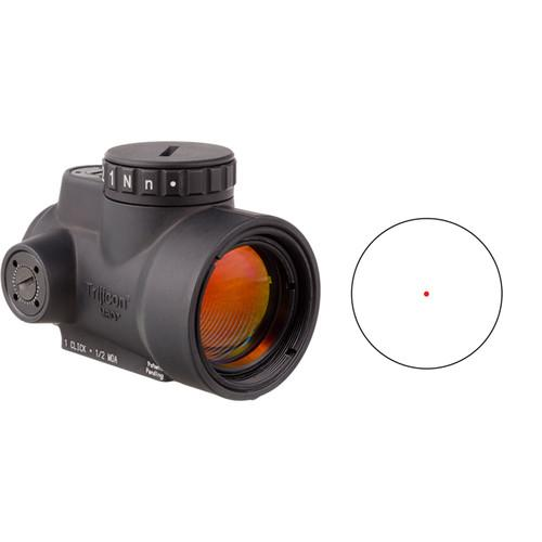 Trijicon 1x25 MRO Reflex Sight with Low Mount 2200004, Trijicon, 1x25, MRO, Reflex, Sight with, Low, Mount, 2200004,