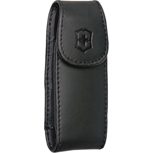 Victorinox  Leather Pouch with Clip (Large) 33256