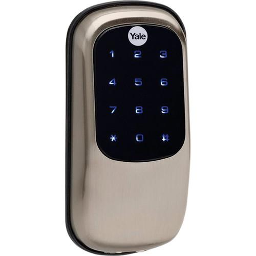 Yale Keyed Touchscreen Z-Wave Deadbolt Entry Lock YRD220-ZW-619