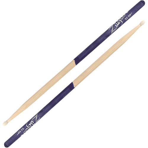Zildjian 5A Hickory Drumsticks with Oval Wood Tips 5AWN-1