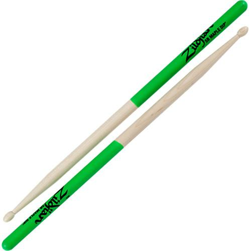 Zildjian 5B Maple Drumsticks with Tear Drop Wood Tips 5BMG-1
