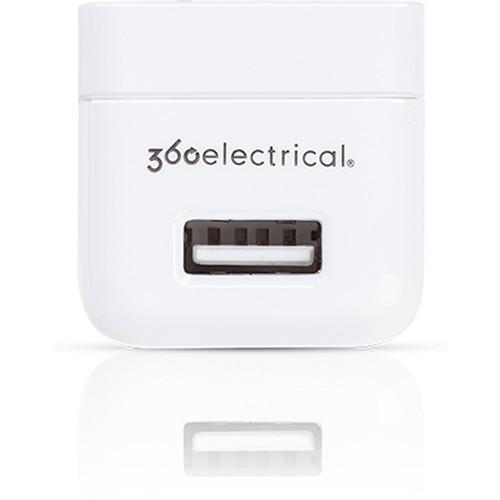 360 Electrical QuickCharge4.2 Dual-Port USB Wall Charger 36029
