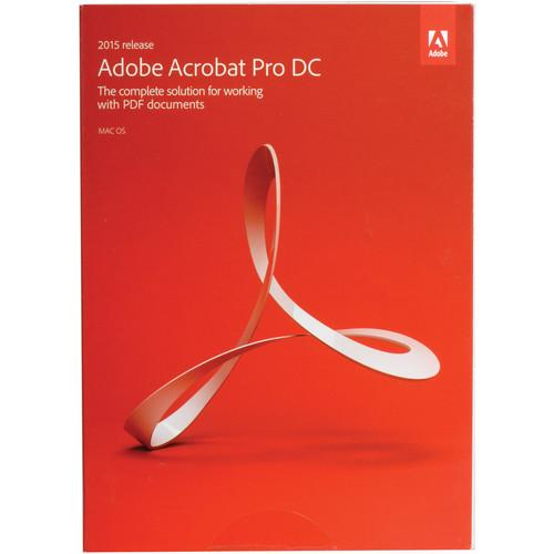 Adobe Acrobat Standard DC Upgrade (2015, Windows, Boxed)