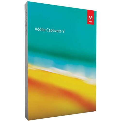 Adobe Captivate 9 Student & Teacher Edition for Mac 65264542