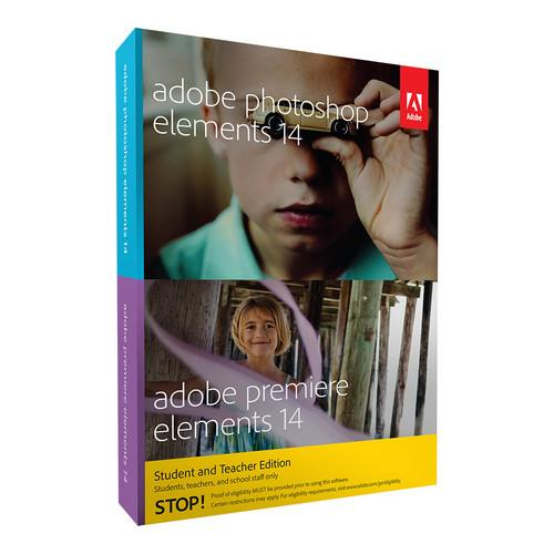 Adobe Photoshop Elements 14 and Premiere Elements 14 65263715