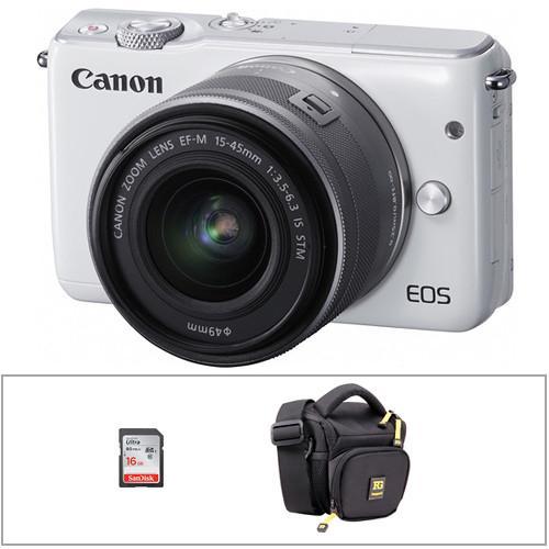 Canon Eos M10 Инструкция - фото 4