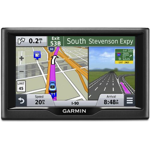 Garmin nuvi 67LMT GPS With Lower 49 Maps 010-01399-02