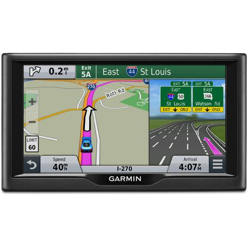 Garmin nuvi 67LMT GPS With Lower 49 Maps 010-01399-02, Garmin, nuvi, 67LMT, GPS, With, Lower, 49, Maps, 010-01399-02,