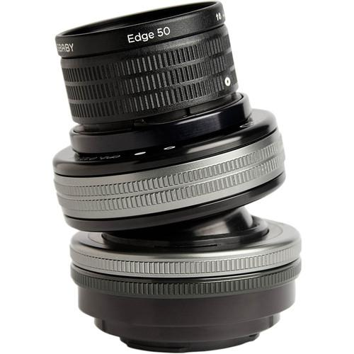 Lensbaby Composer Pro II with Edge 50 Optic for Micro LBCP2E50M