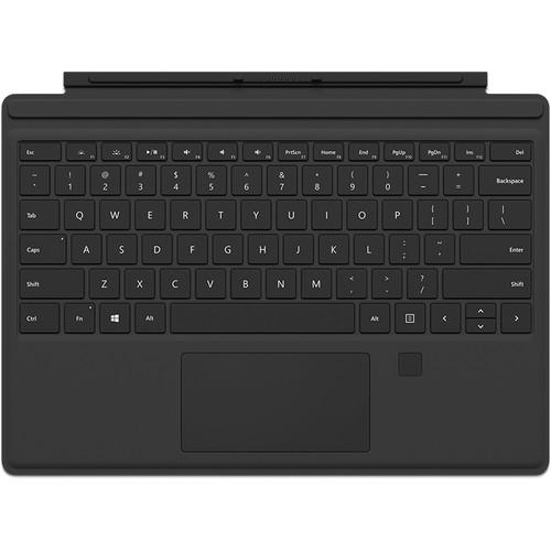 Microsoft Surface Pro 4 Type Cover (Black) QC7-00001