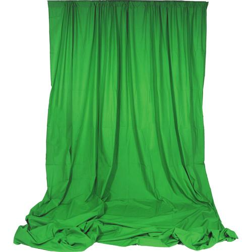 Angler Chromakey Green Background (10 x 12') 2425-CG-1012