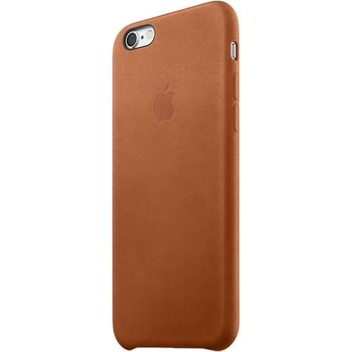 Apple iPhone 6/6s Leather Case (Saddle Brown) MKXT2ZM/A