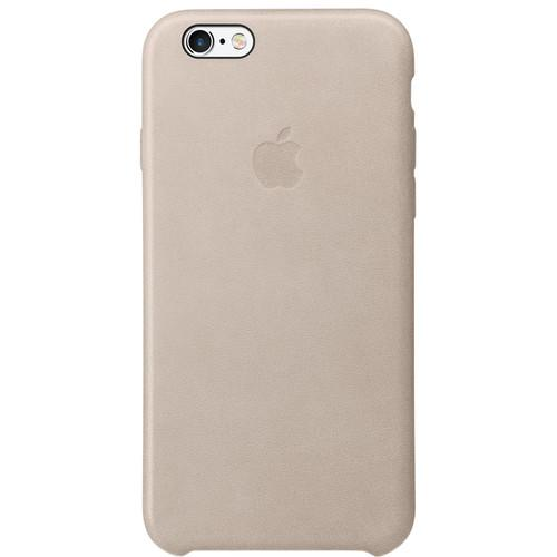 Apple iPhone 6 Plus/6s Plus Leather Case (Rose Gray) MKXE2ZM/A