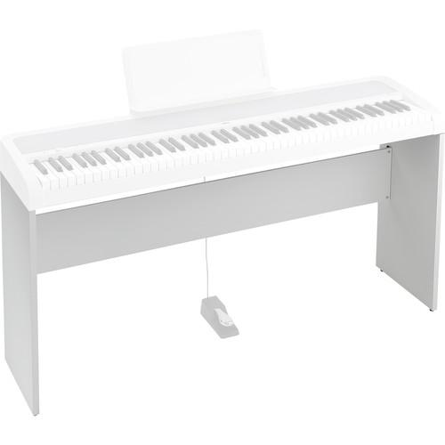 Korg STB1 - Piano Stand for B1 Digital Piano (White) STB1WH
