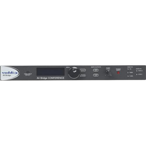 Vaddio AV Bridge CONFERENCE HD Audio/Video Encoder 999-8215-001