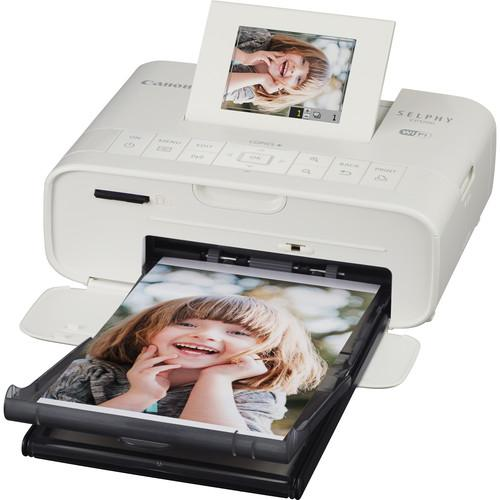 Canon SELPHY CP1200 Wireless Compact Photo Printer 0599C001