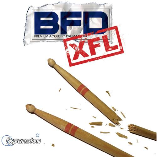 FXpansion BFD 8 Bit Kit - Expansion Pack for BFD3, BFD FX8BK001