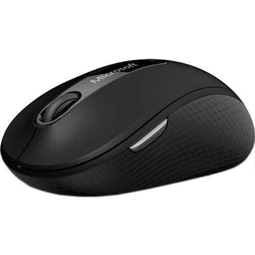 Microsoft Wireless Mobile Mouse 4000 (Red) D5D-00038