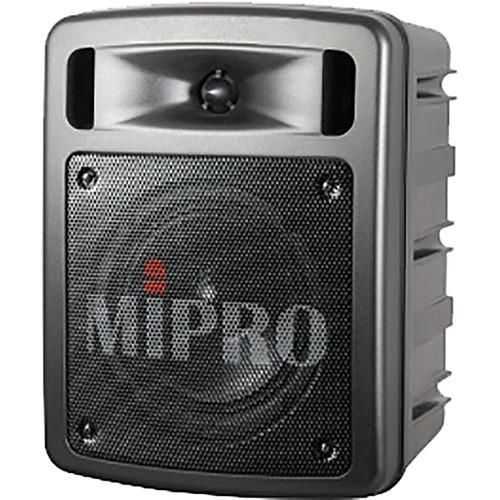 MIPRO MA-303du Dual-Channel Portable Rechargeable MA-303DU (6A)