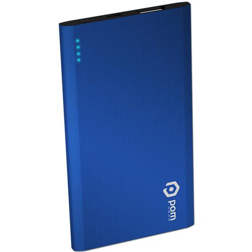 POM GEAR Matrix Flat Metal 2500mAh Power Bank P2G-5011CHR