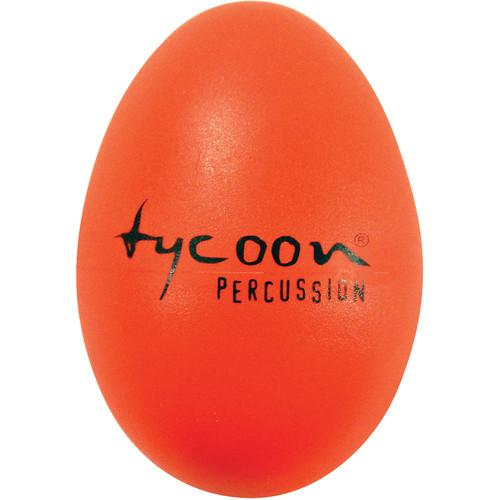 Tycoon Percussion Standard Plastic Egg Shakers (Blue) TE-B