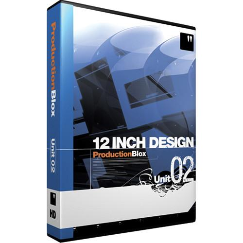 12 Inch Design ProductionBlox HD Unit 02 - DVD 02PRO-HD