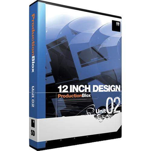 12 Inch Design ProductionBlox SD Unit 06 - DVD 06PRO-NTSC