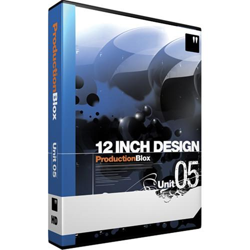 12 Inch Design ProdutionBlox HD 8-Pack Units 01 to COMBO-PRO8-HD