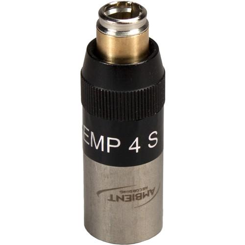 Ambient Recording EMP5S Electret Microphone Power Adapter EMP5S